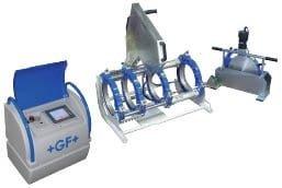 Машини за челно и електродифузно заваряване на тръби и фитинги